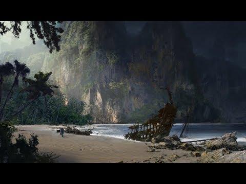 Robinson Crusoe'un Mahsur Kaldığı...