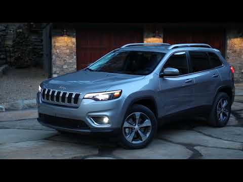 2019 Jeep Cherokee Limited shots