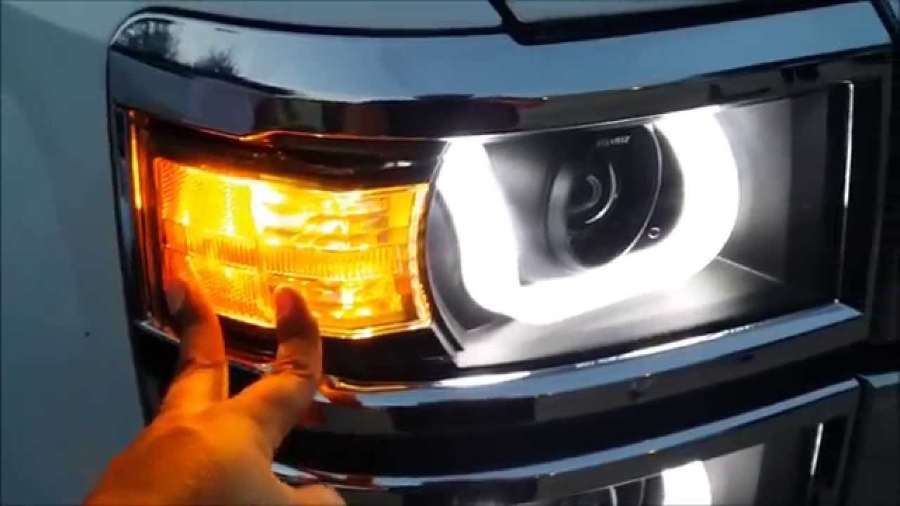 Headlights For Chevy Silverado