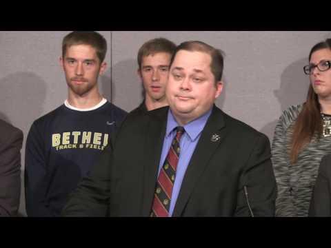 Blake Huffman Runs For Minnesota Governor