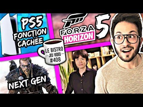 PS5 fonction cachée et inédite 🌟 Forza Horizon 5 Xbox Series en 2021 ? AC Valhalla 2 modes Next Gen