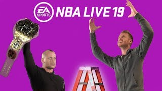 NBA LIVE 19: Ring of Honor's Matt Taven vs Danny Picard