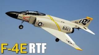 F4E Phantom RC Jet w/ First-Person View Camera