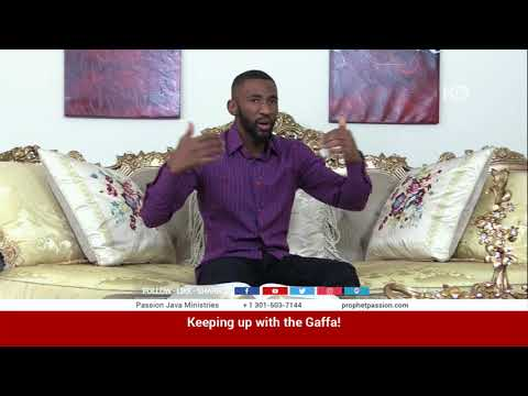 Prophet Passon - How to Make the Anointing Operate in Your Life