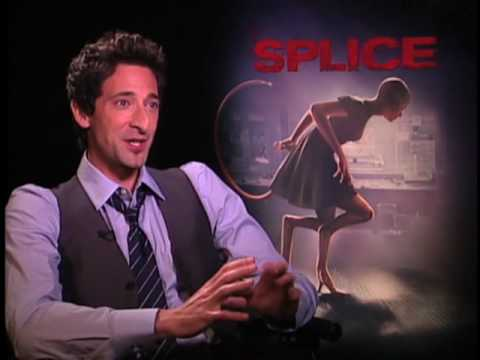 Adrien Brody on the dysfunctional family of Splice