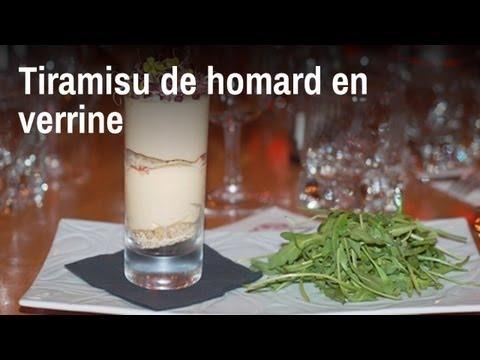 recette-de-chef-:-tiramisu-de-homard-en-verrine