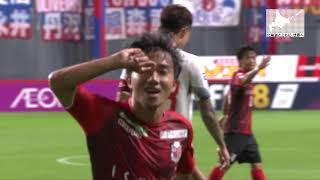 2018明治安田生命J1リーグ第23節 北海道コンサドーレ札幌vsFC東京戦ダイジェスト