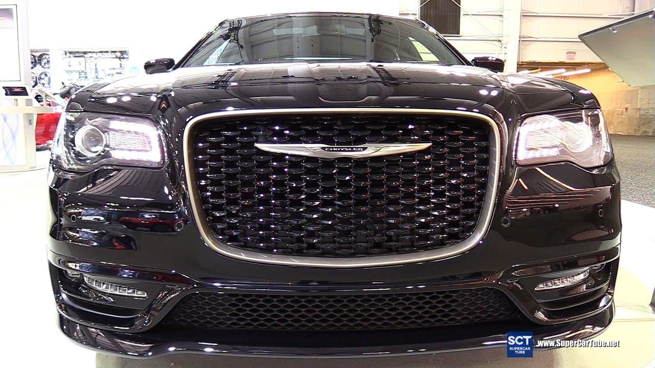 2017 Chrysler 300s Alloy Edition Exterior And Interior Walkaround