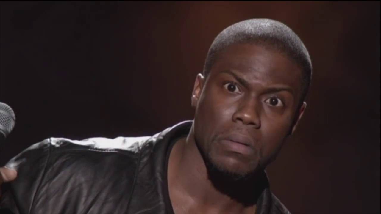 Kevin Hart Serious Face