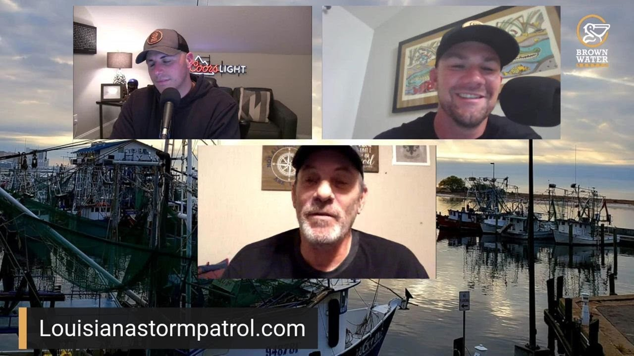 Brown Water Banter Ep 66| Clyde from the Louisiana Cajun Navy #brownwaterb