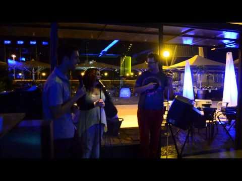 Karaoke - TNT - Somebody To Love @ Café da Ponte