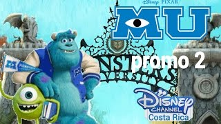 Monsters University | Promo 2