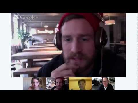 BandPage Google Hangout w/ Steve Rennie and the BandsinTown Crew