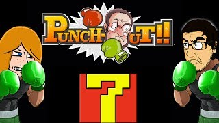 Let's Play Punch Out Wii - Part 7 (Career Gameplay) - Chin Digger Spin