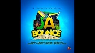 JA Bounce Riddim Mix (JUL 2019) Feat.Beenie Man,D'Angel,Kee B,Munga,Singer J,Tashina,Teejay,Vershon