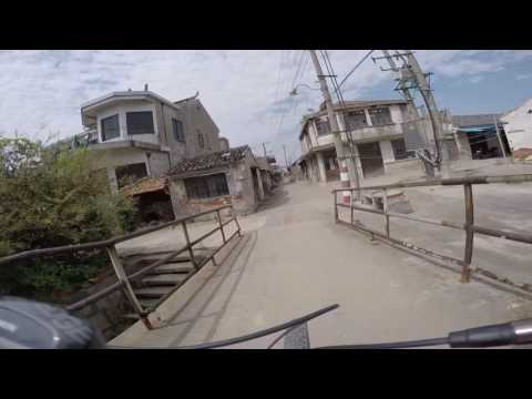 Changshu countryside MTB in Ghost Town