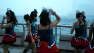 Morning Musume - Nanchatte Renai performed by Wishes! and Sugao Fla...