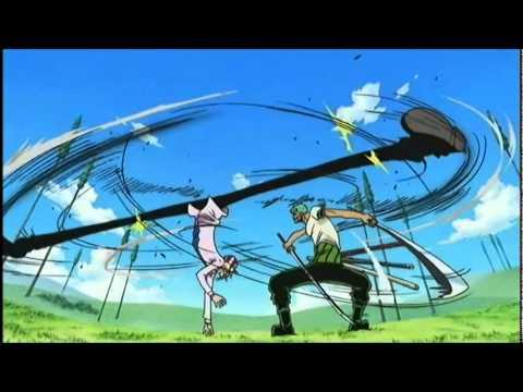 Zoro vs Sanji - Davy Back Fight - YouTube Zoro Vs Sanji