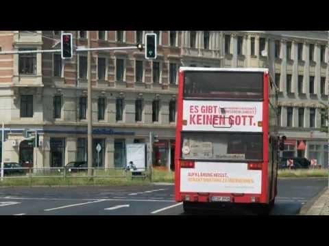Gottlos glücklich - Die Geschichte der Buskampagne.de