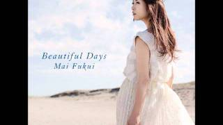 ふくい舞 - Beautiful Days