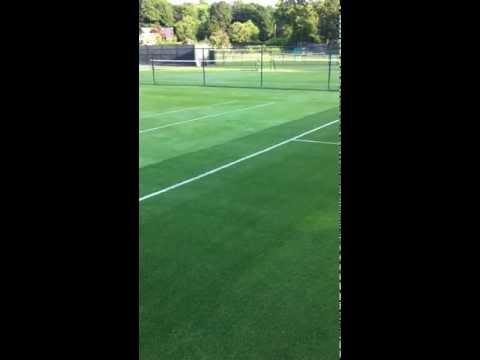Turf Grass Research trip to Longwood Cricket Club 2012