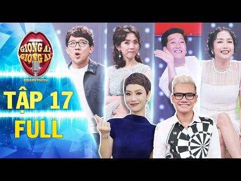 Giọng ải giọng ai 2 | tập 17 full:Trà My Idol