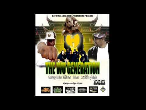 RZA Boy Jones - Just Cant Get It Right - The Wu Generation Mixtape