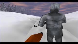 GoldenEye 007 - Agent Walkthrough - Part 4: Surface 1