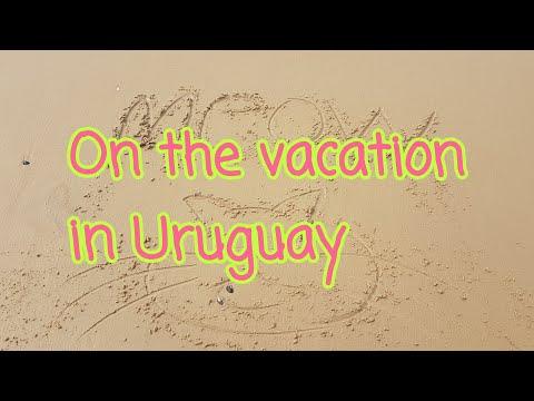 Trip in Uruguay EP : 2 | Go to Beach at Punta del Este | September 2017 |