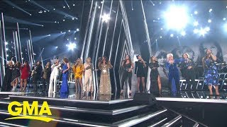 Women take center stage at the CMA Awards l GMA
