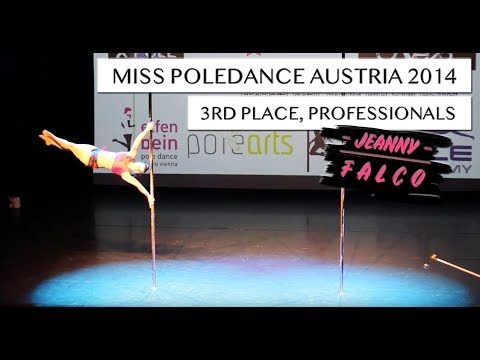 Miss Poledance Austria 2014 Damen Professional, 3. Platz