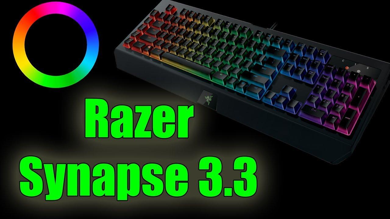 Razer Synapse 3 3 - Poradnik / Chroma / Macro