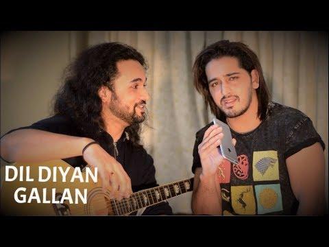 Dil Diyan Gallan | Tiger Zinda Hai | Atif Aslam | Salman Khan | Katrina Kaif - Fan Farmayish