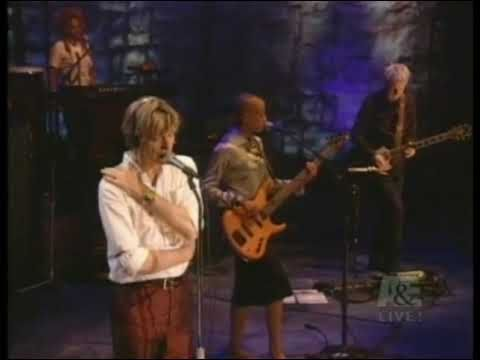 David Bowie Let S Dance Live By Request 2002 Hq Youtube