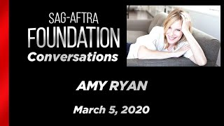 Conversations with Amy Ryan