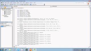 Simple programming tutorial excel vba - walking man example