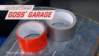 Goss' Garage: Dum-Dum DIY Jobs