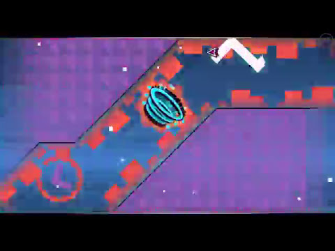 Geometry dash- endgame song level