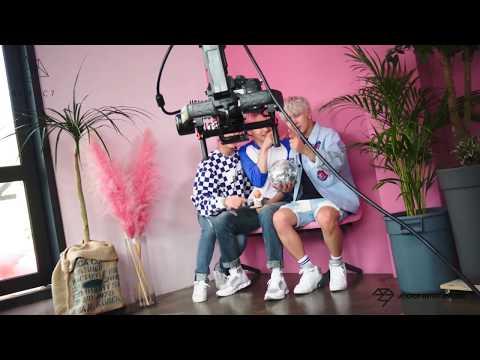 [블랑세븐]BLANC7- MV, 자켓 현장 BEHIND