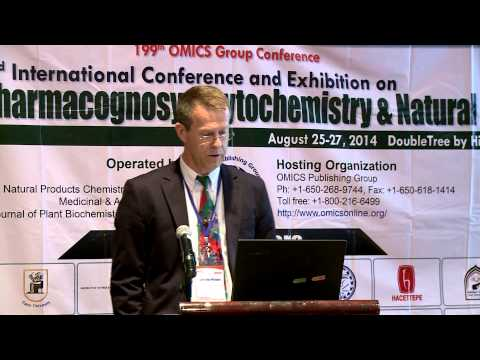Philippe Christen | University of Geneva | Switzerland | Pharmacognosy 2014 | OMICS International