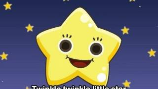 Twinkle Twinkle Little Star | Family Sing Along - Muffin Songs thumbnail