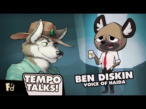 Ben Diskin on Tempo Talks!