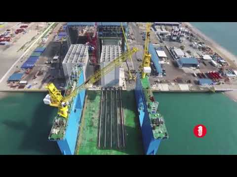A look at Tuas Megaport   Singapore s Future Port