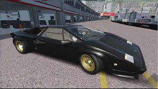1983 Lamborghini Countach LP500S MSRP $102000 4745 cc Lamborghini V...