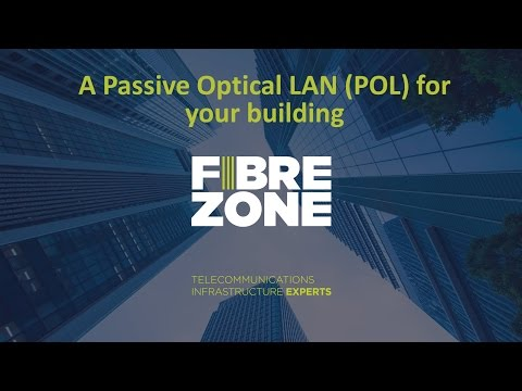 Fibre Zone, Canadian and Quebec Passive Optical LAN (POL) specialists  - Publicity