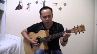 10 nam tai ngo Guitar (cover)