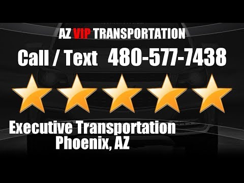 Executive Transportation Arizona | Phoenix | 480-577-7438