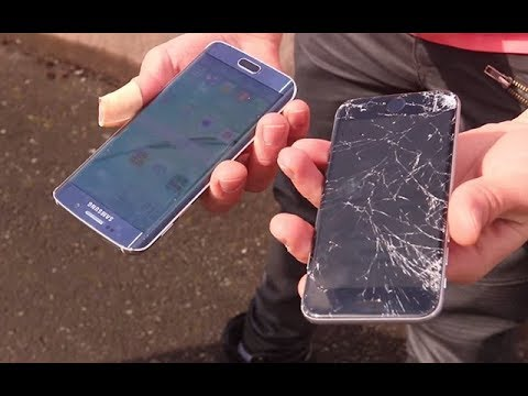 Ремонт замена стекла  Samsung Galaxy S6 G920f Glass Replacement