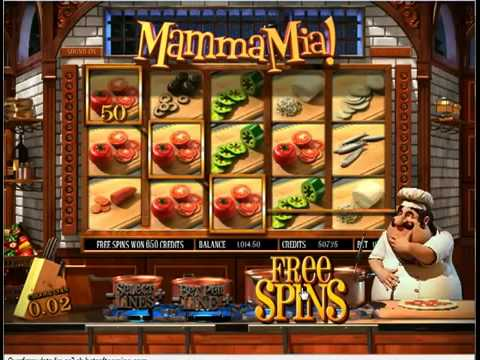 Spiele Mamma Mia! - Video Slots Online