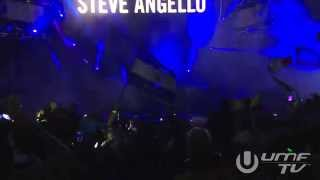 Steve Angello Live at Ultra Music Festival 2014